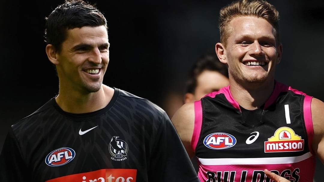 Article heading image for Scott Pendlebury On Reaching Out To Adam Treloar Before The Grand Final