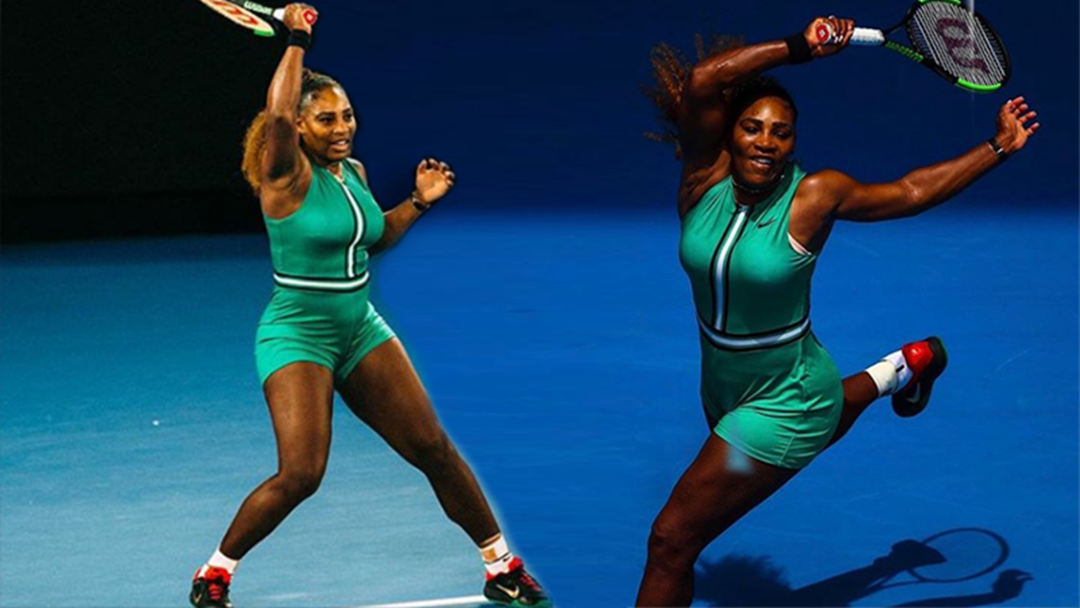 Article heading image for Serena Williams' New Nike Ad Is Crazy Good