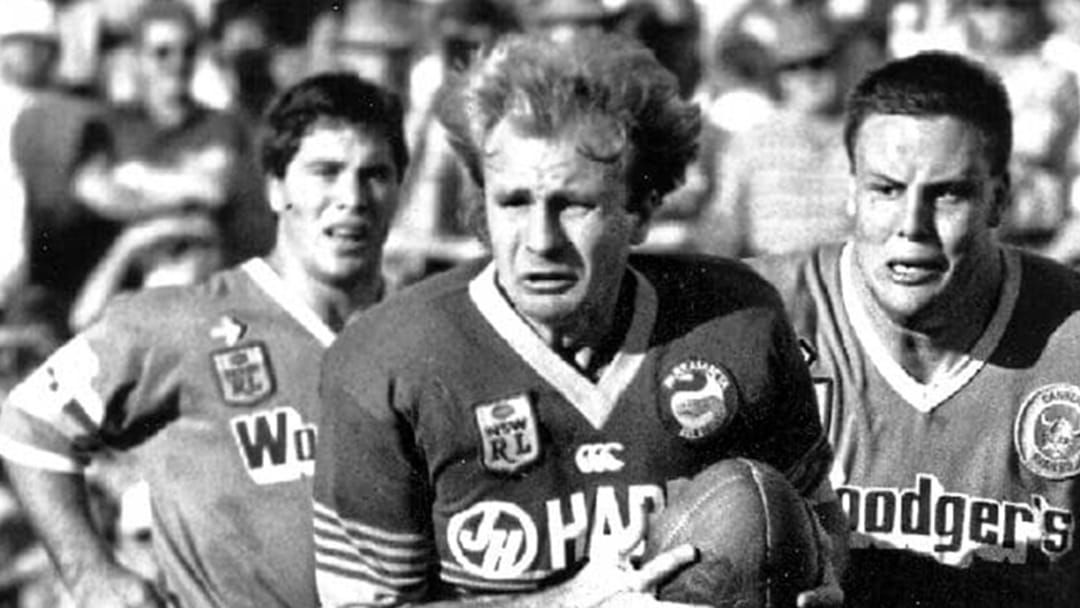 Article heading image for Sterlo's Incredible Yarn About The One & Only Time He Was Late To Training