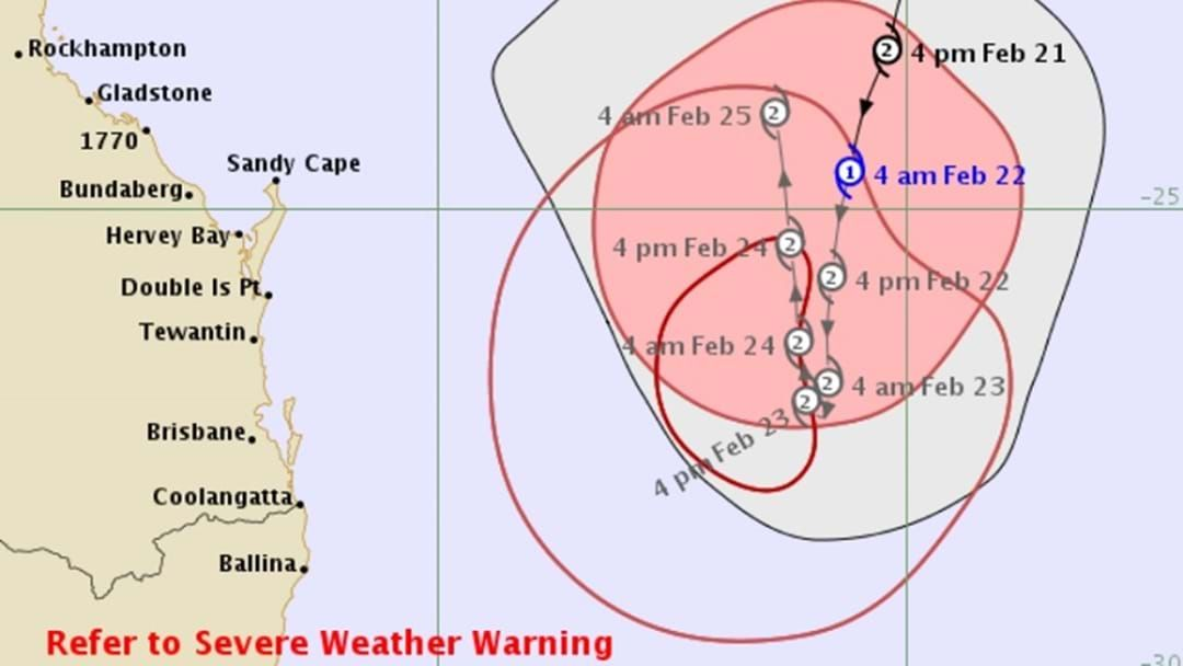 Article heading image for Cyclone Watch Cancelled With Oma Now Expected To Stay Offshore