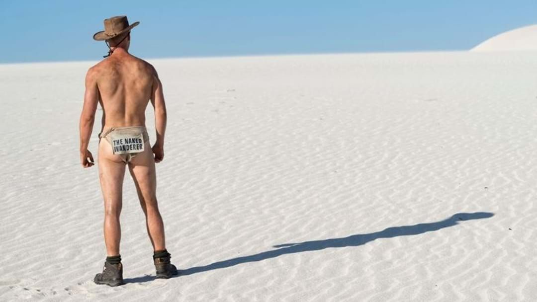 Article heading image for Bunbury's Hosting The World Premiere Of The Naked Wanderer!