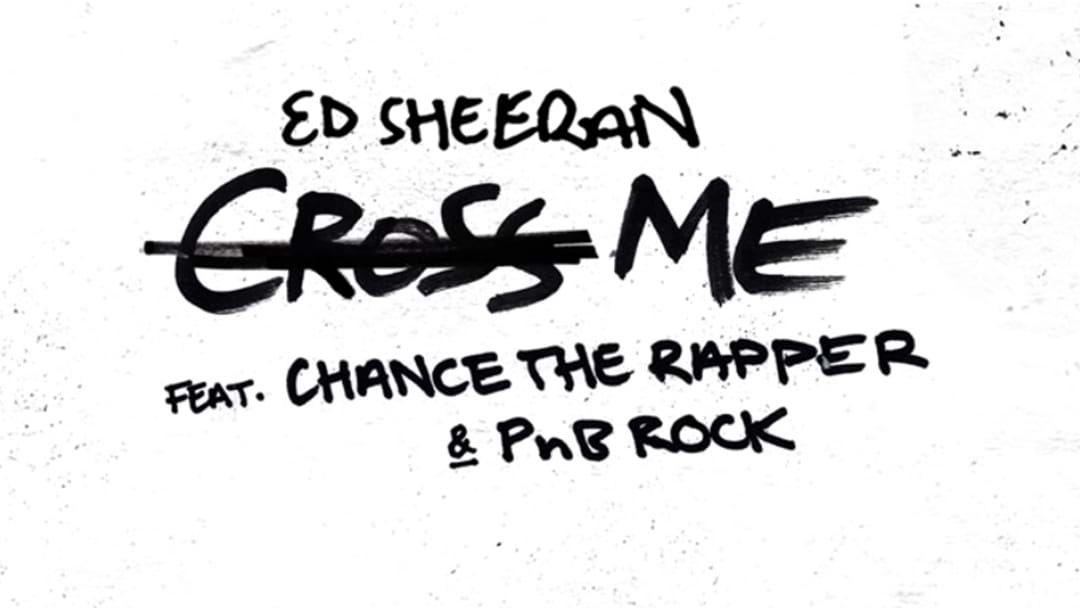 Article heading image for LISTEN: Ed Sheeran Drops Banger With Chance The Rapper In Time For RNB Fridays!