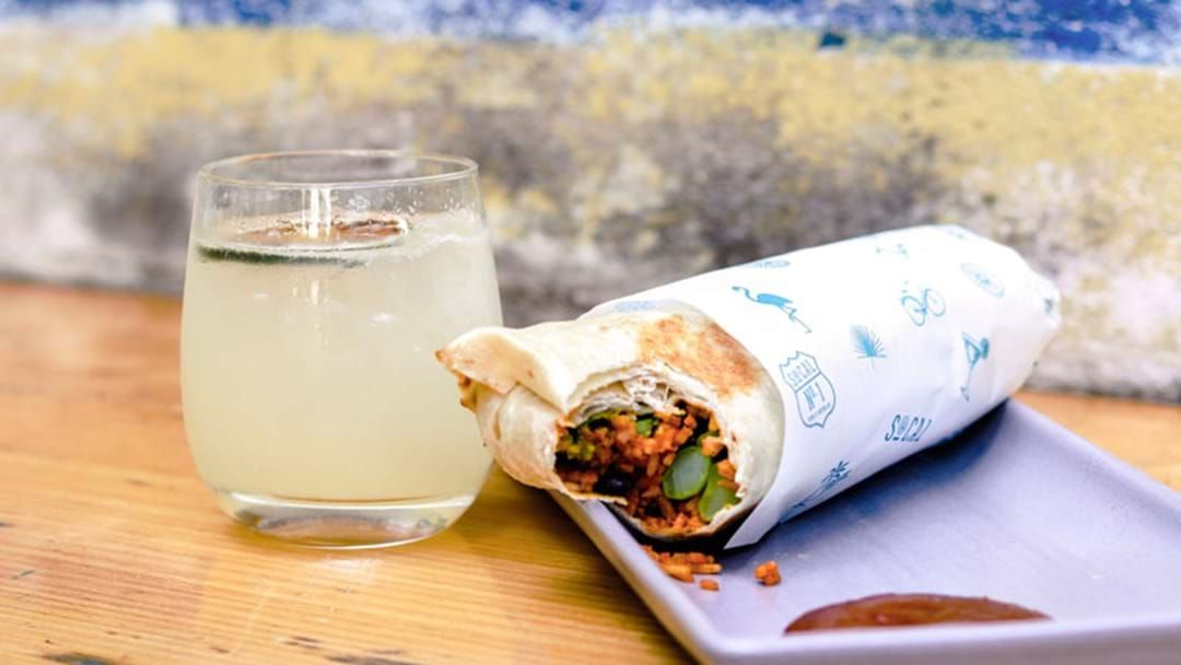 Article heading image for Where To Celebrate National Burrito Day In Sydney Tomorrow