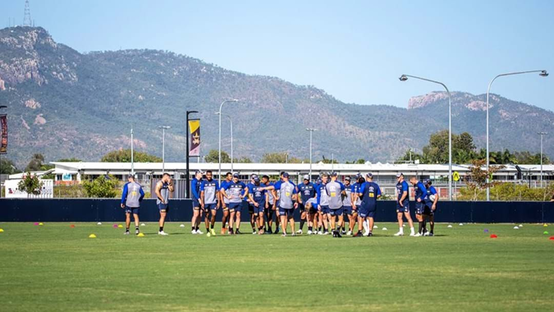 Article heading image for North Queensland Cowboys Coach Enters Isolation As A 'Close Contact'