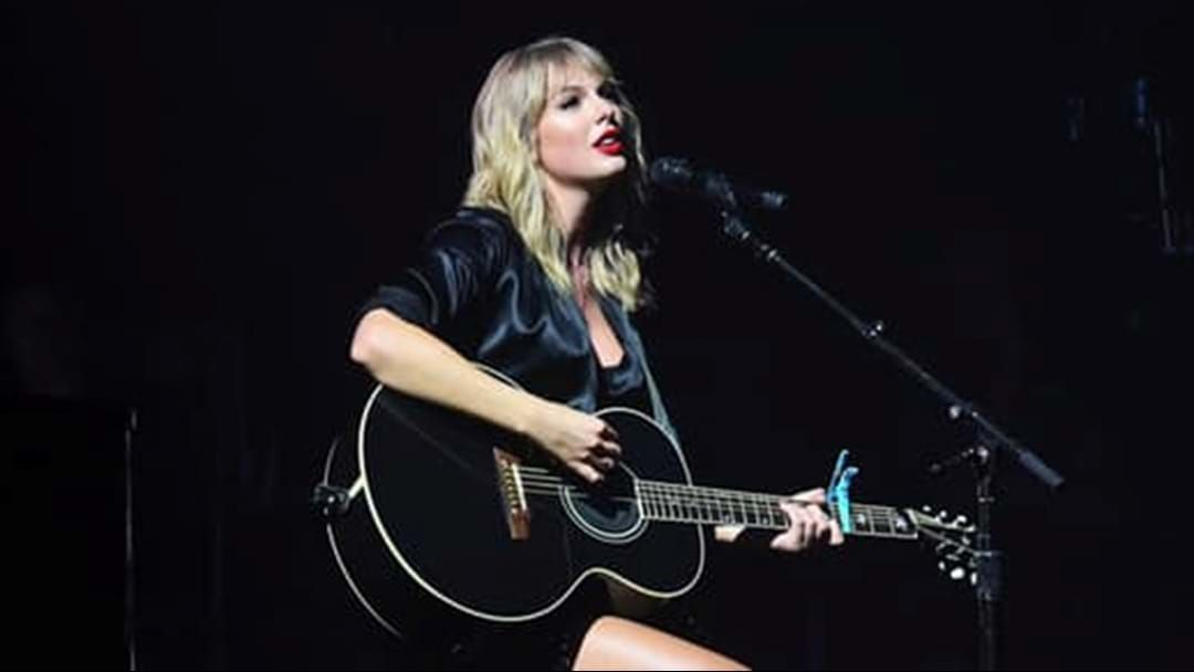 Article heading image for Taylor Swift's Music Has Been Sold Without Her Knowing Once Again