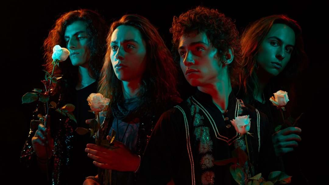 Article heading image for Grammy Award Winners Greta Van Fleet Announce Rescheduled Tour Dates