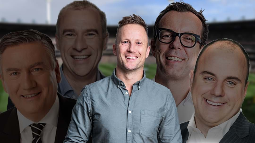 Article heading image for Nathan Brown's Top 5: AFL Journalist Rich List