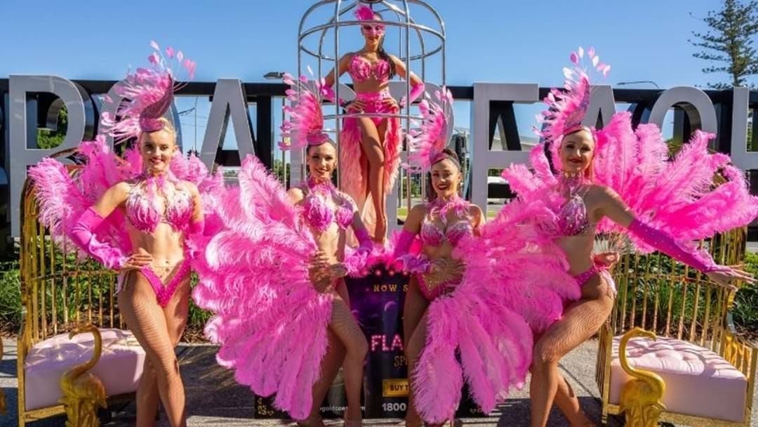 Article heading image for A Flamingo Themed Spiegelclub Is About To Open In Broady!