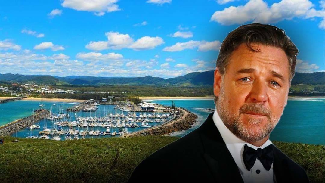 Article heading image for Russell Crowe To Build Major Film Studio In Northern New South Wales