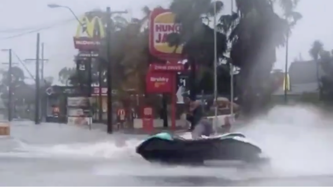 "Article heading image for BEST OF 2020: Central Coast Bloke Who Rode His Jet Ski To Macca's In Tuggerah Says It Was Only ""Low Risk"""