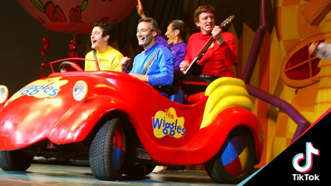 Article heading image for Shut the front door, The Wiggles have won the internet