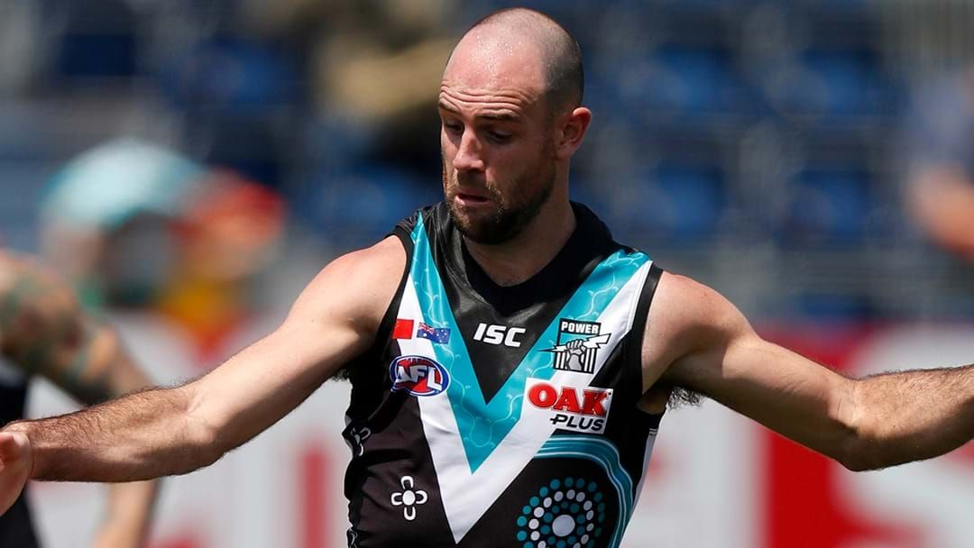 Article heading image for Port Adelaide Delist Two More Players