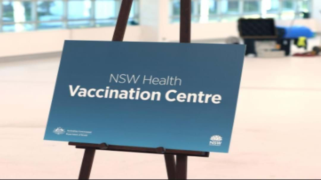Article heading image for NSW To Open Second Mass Vaccination Hub In Converted Bunnings Warehouse