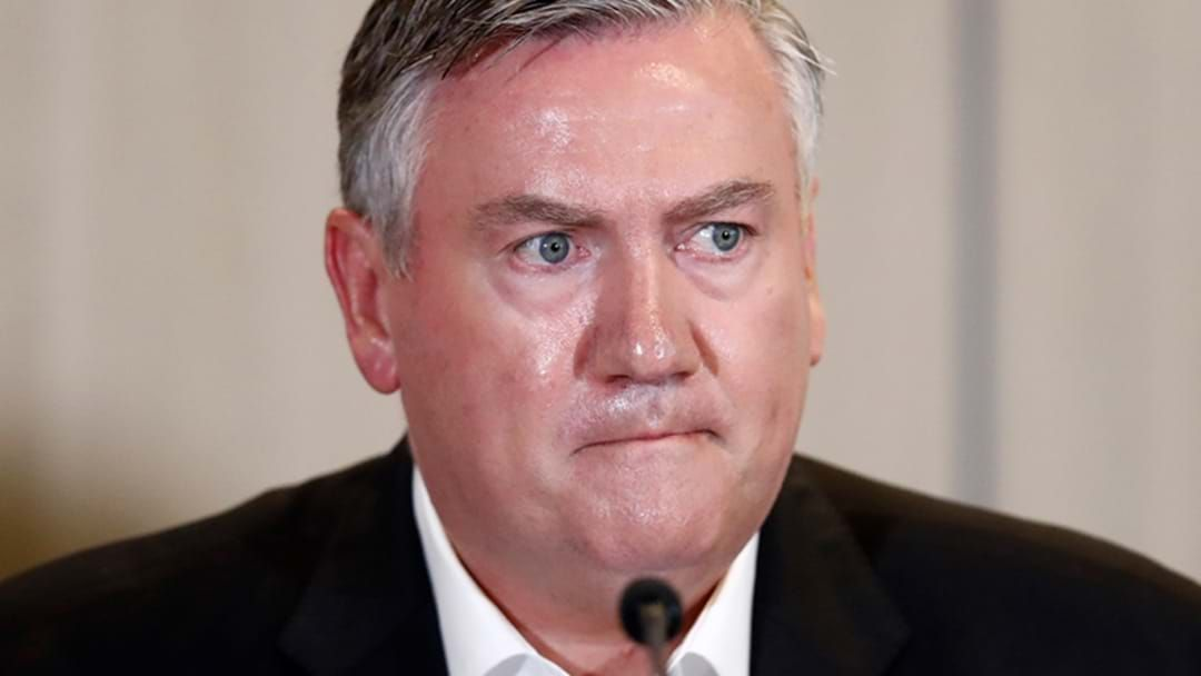Article heading image for Eddie Speaks: His Reaction To Being Denied Entry Into WA