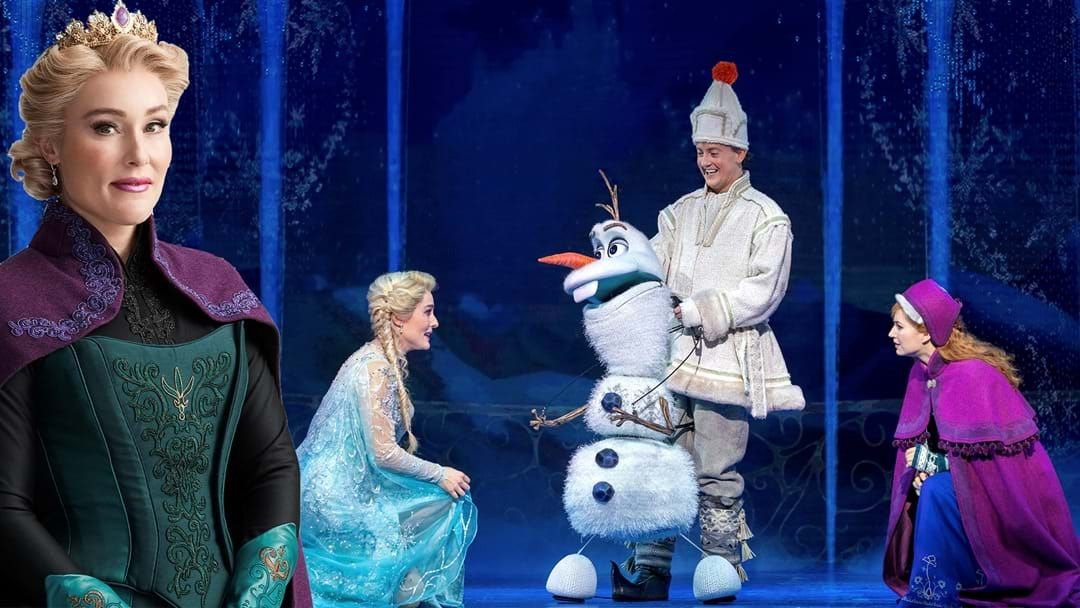 Article heading image for Frozen The Musical Star Jemma Rix Reveals Which Role She'd Swap With For A Night