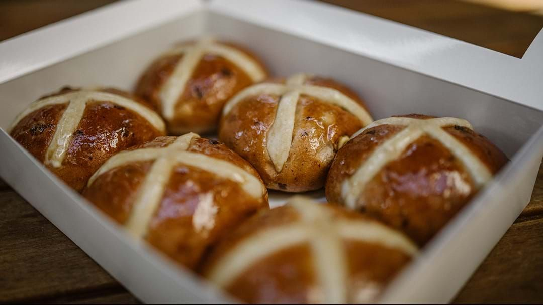Article heading image for This Is Where To Find The Best Hot Cross Buns In Melbourne As Voted By You
