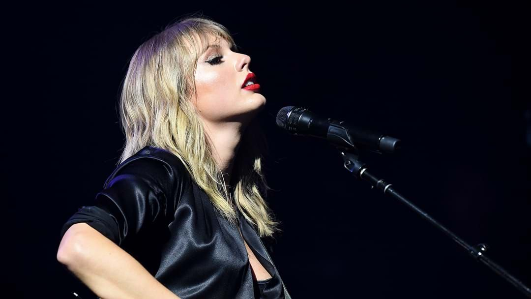 Article heading image for Taylor Swift Drops First New Track After Scooter Braun Drama