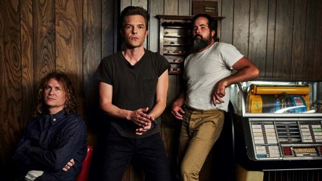 Article heading image for The Killers Open Up About Their Honest New Record 'Pressure Machine'