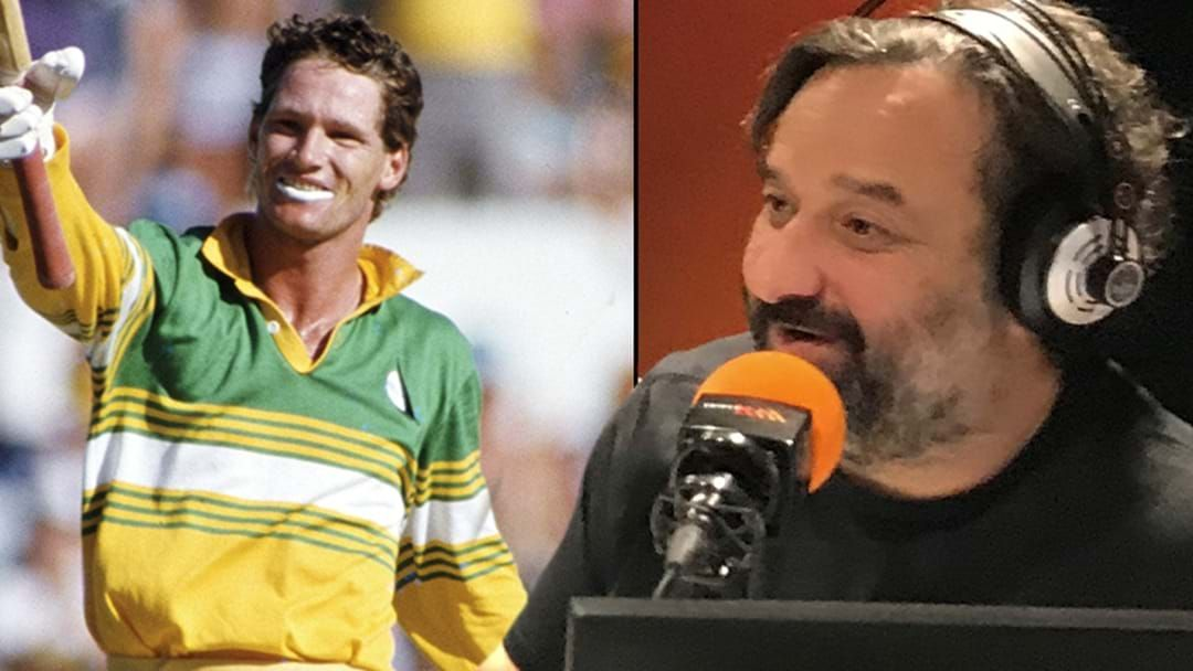 Article heading image for Mick Molloy Recalls When Dean Jones 'Took Charge' Of The D-Generation One Morning