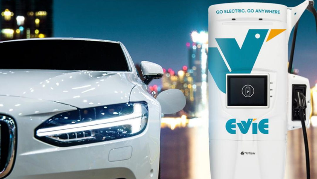 Article heading image for The First Ultra-Fast Electric Vehicle Charging Station in Tasmania