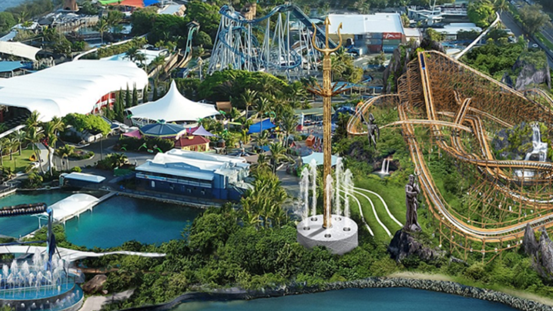 Article heading image for The Lost City Of Atlantis Is Coming To The Gold Coast