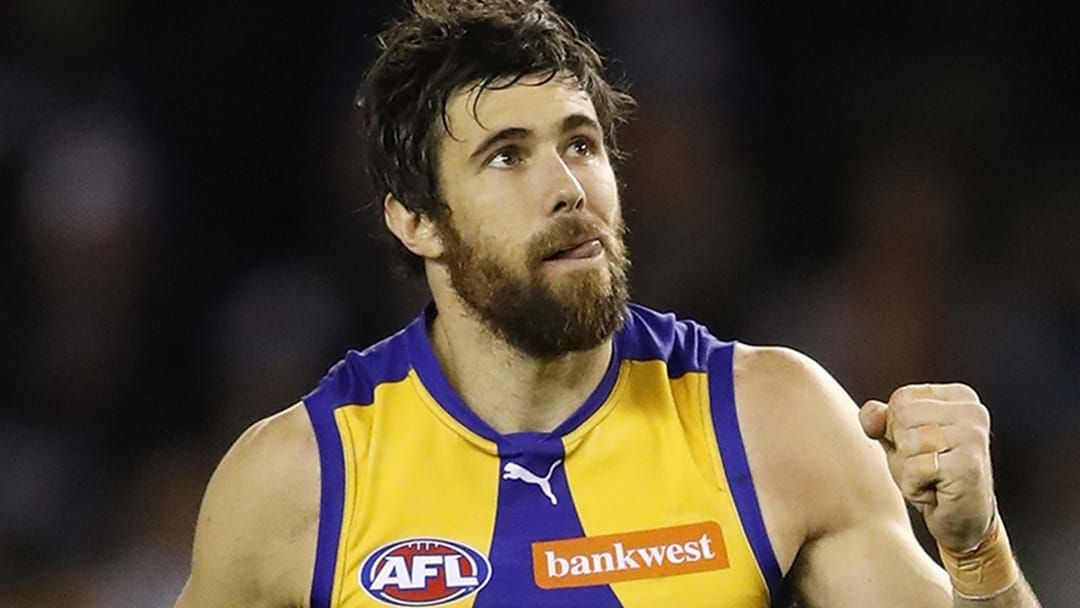 Article heading image for Josh Kennedy Will Not Play Against Fremantle Tonight