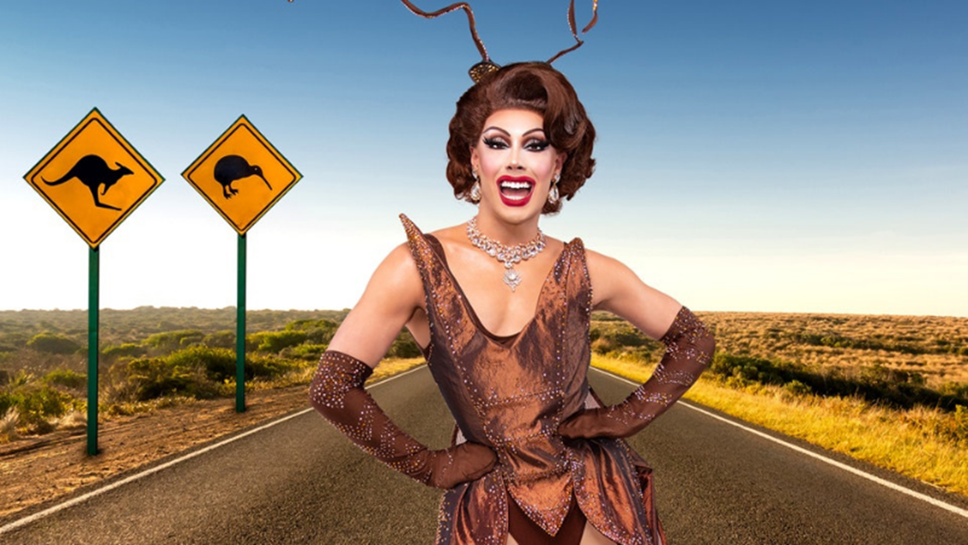Article heading image for Drag Race Down Under Star Etcetera Etcetera's Day Job Will Absolutely Shock You!
