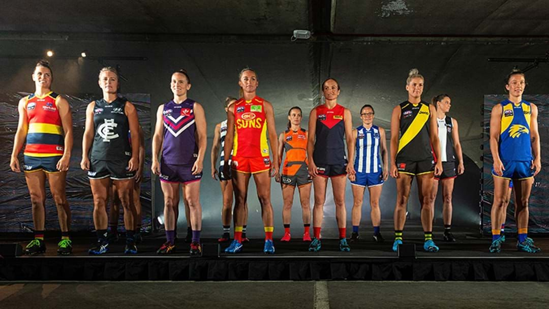 Article heading image for How To Watch The AFLW Finals This Weekend