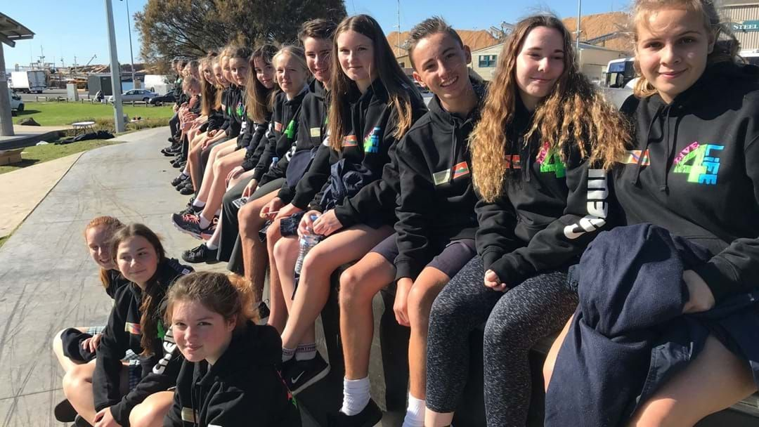 Article heading image for Benalla Students Recognised For Volunteering