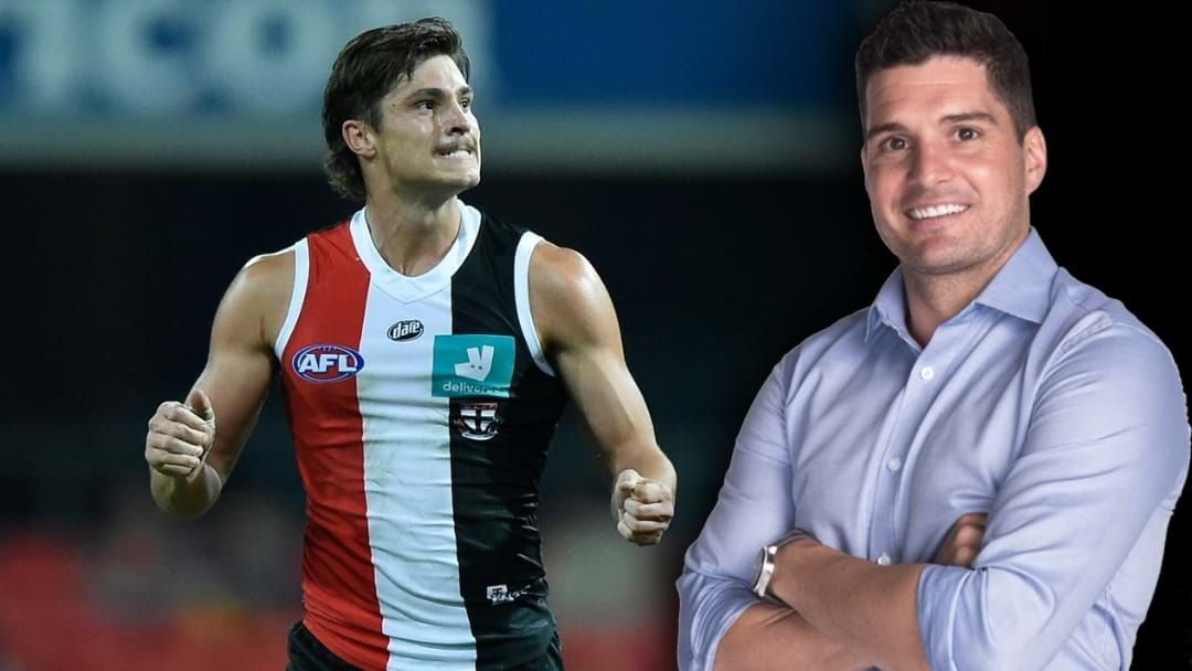 Article heading image for Leigh Montagna Says Jack Steele Is 'Almost Certain' To Be The Next St Kilda Skipper