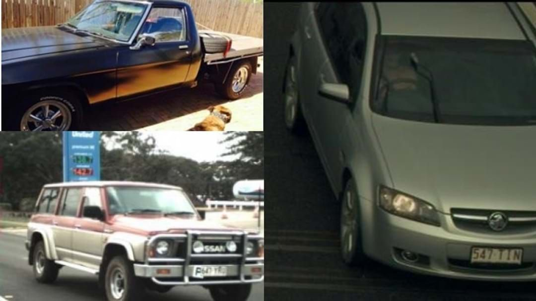 Article heading image for Police Are Asking For The Public's Help to Locate Three Vehicles Stolen from Darling Downs Region