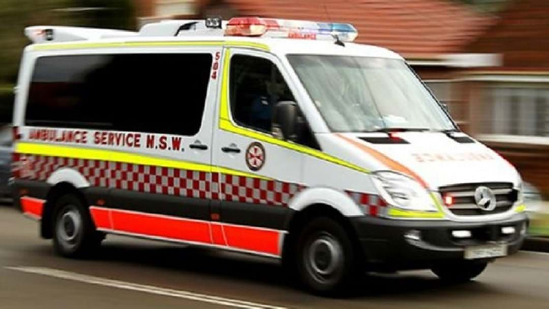 Article heading image for Man Hospitalised After Falling Through Roof In Pennant Hills
