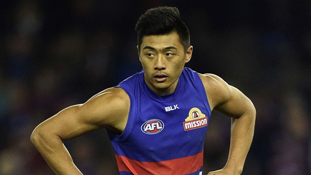 Article heading image for Lin Jong Has Copped A Significant Hammy Injury At Training
