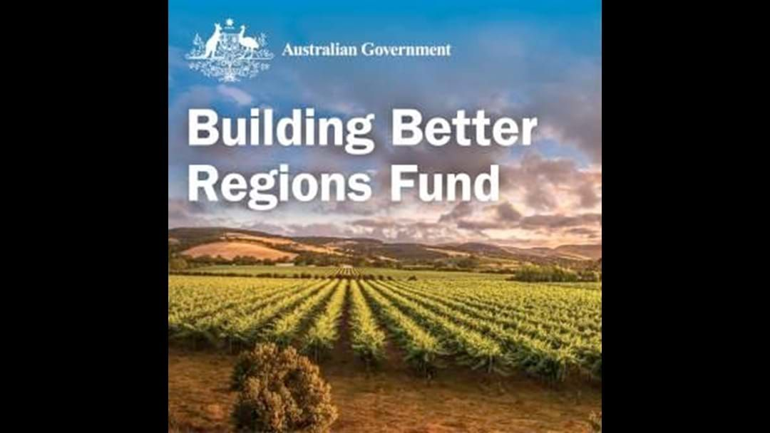 Article heading image for Building Better Regions Funding Open to South West