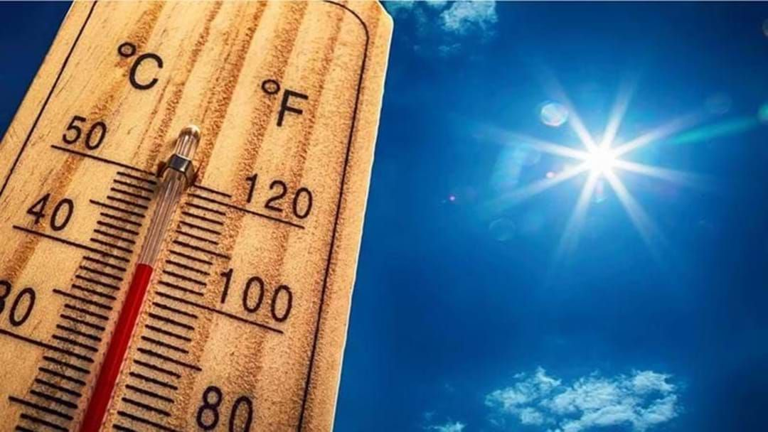Article heading image for Heatwave Warning To Be Taken Seriously