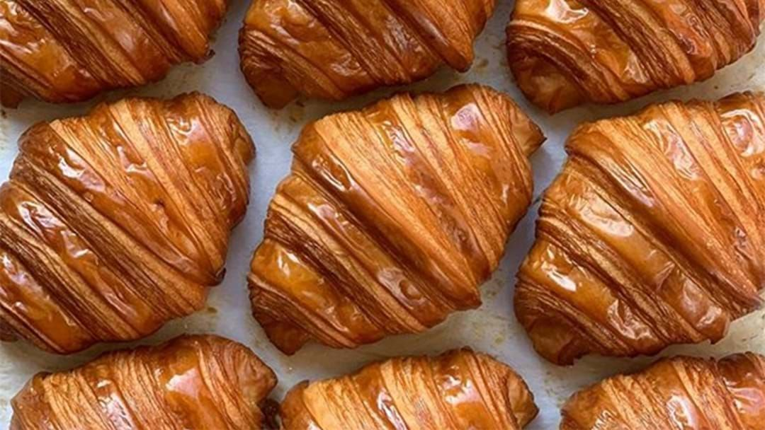 Article heading image for STOP EVERYTHING: You Can Get Lune Croissants For FREE On Thursday