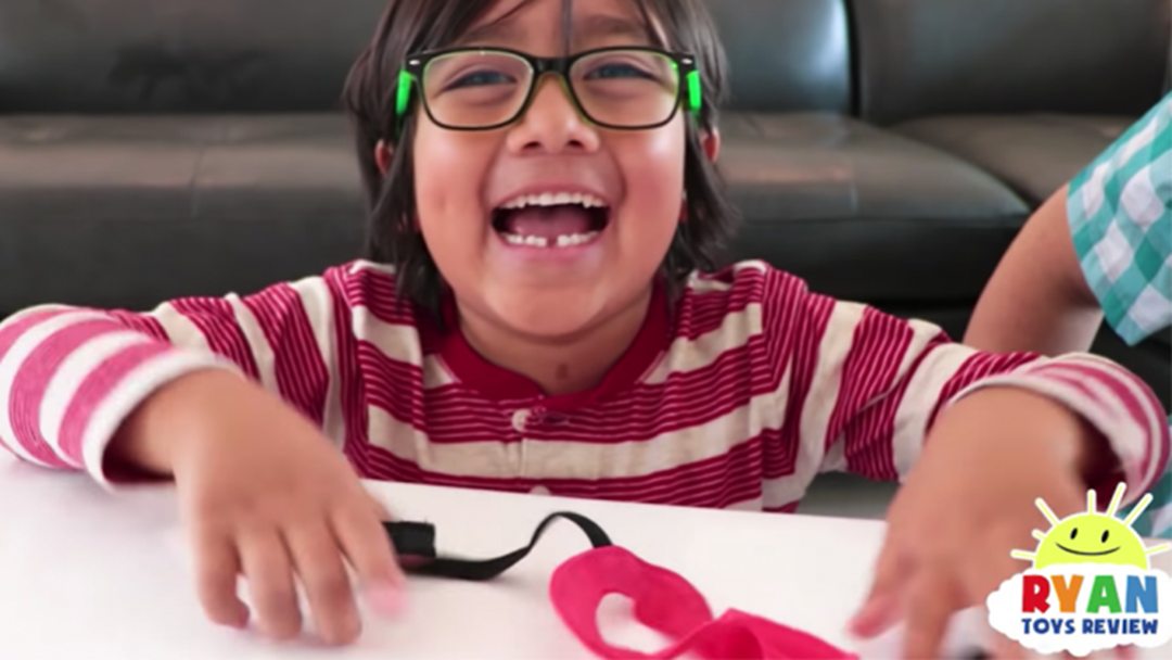 Article heading image for A 7-Year-Old Who Opens Toys On YouTube Got Paid $30 Mill In 2018