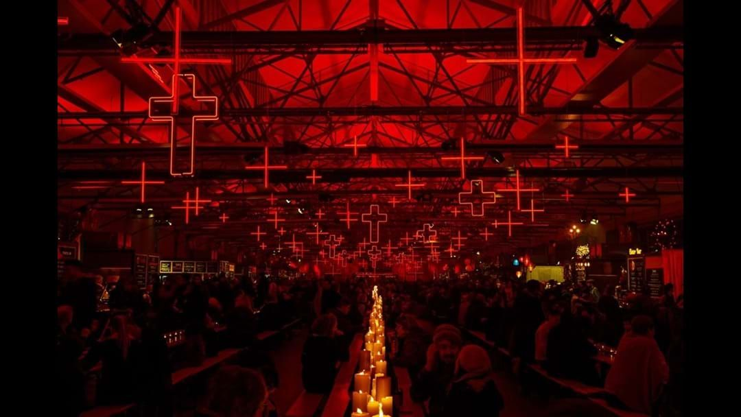 Article heading image for The Very Felt Absence Of Dark Mofo In Hobart
