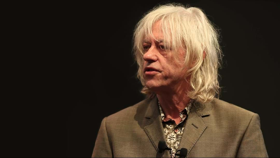 Article heading image for Tickets On Sale Today to see Sir Bob Geldof in Shepparton
