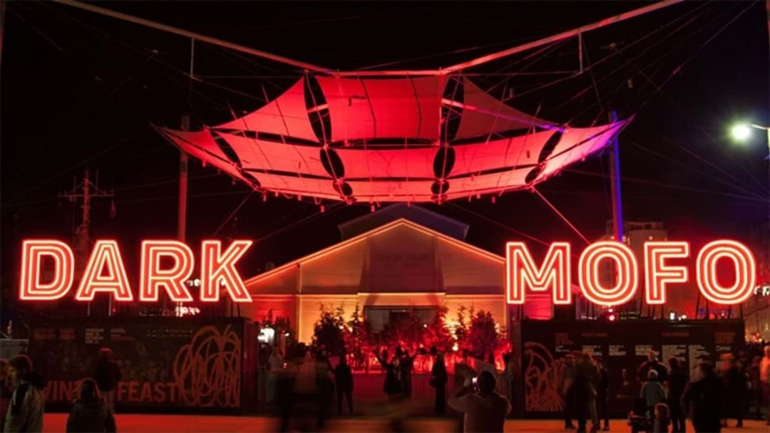 Article heading image for Dark Mofo Festival Press Pause on Ticket Release