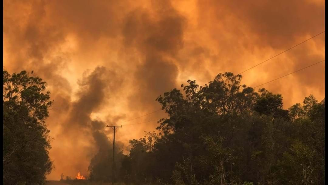 Article heading image for Authorities Plead With Residents Around Central QLD Bushfires To Follow Evacuation Advice