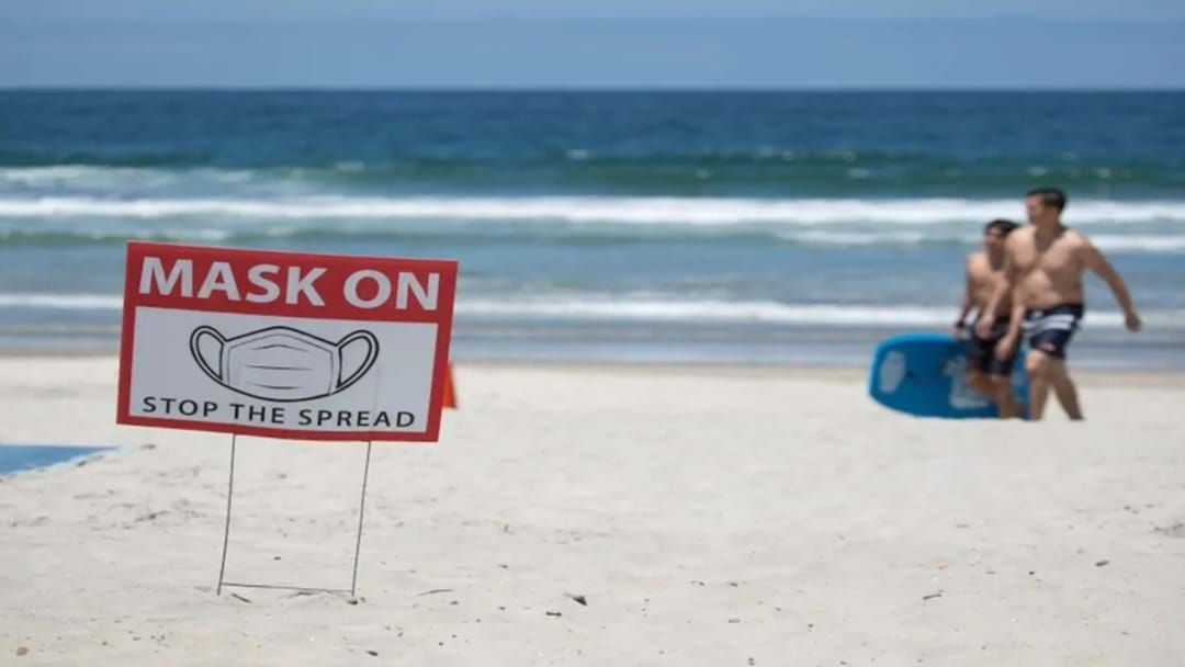 Article heading image for Gold Coast Mayor Keeps Beaches Open Against Police Advice