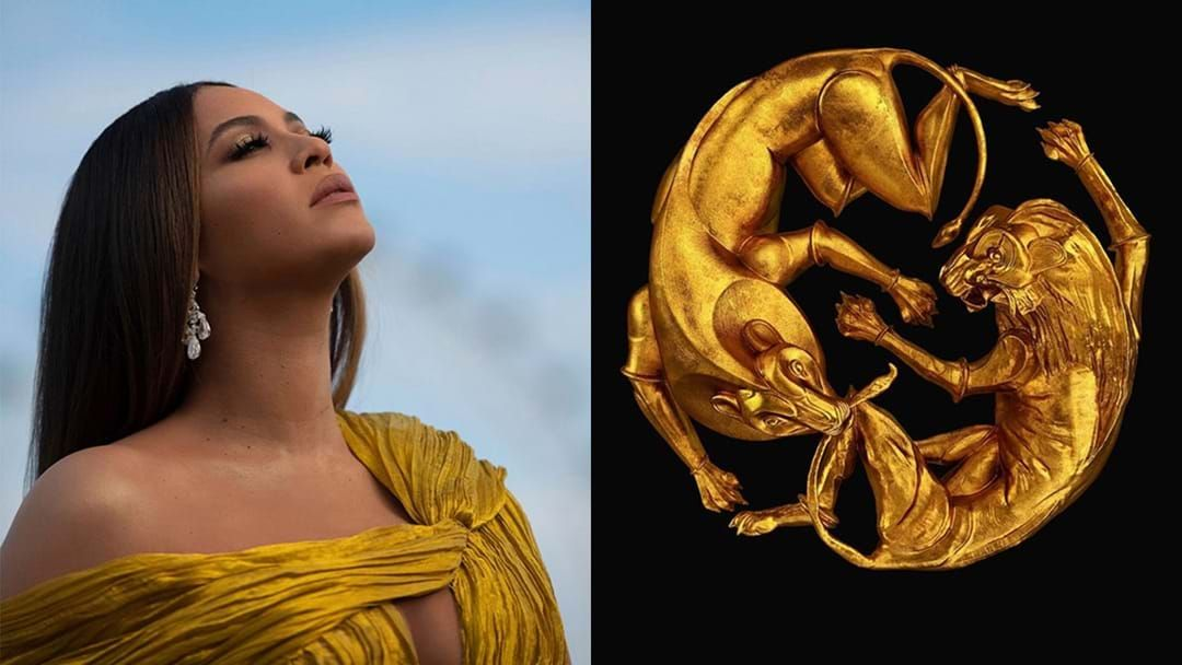 Article heading image for Beyoncé Is Releasing Her Own 'Lion King' Album Filled With Collaborations
