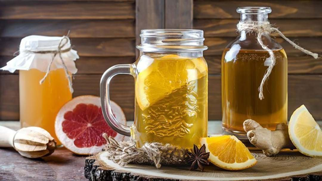 Article heading image for Study Finds Kombucha Might Not Be As Good For You As People Think