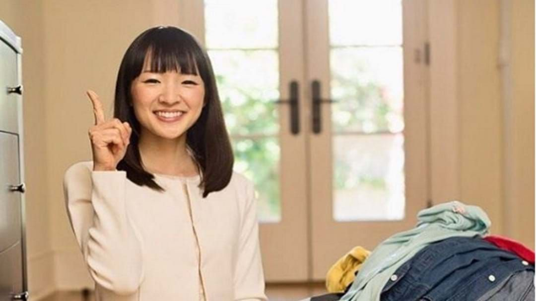 Article heading image for Get Your Marie Kondo On, Kerbside Collection Starts In Kirwan Next Week