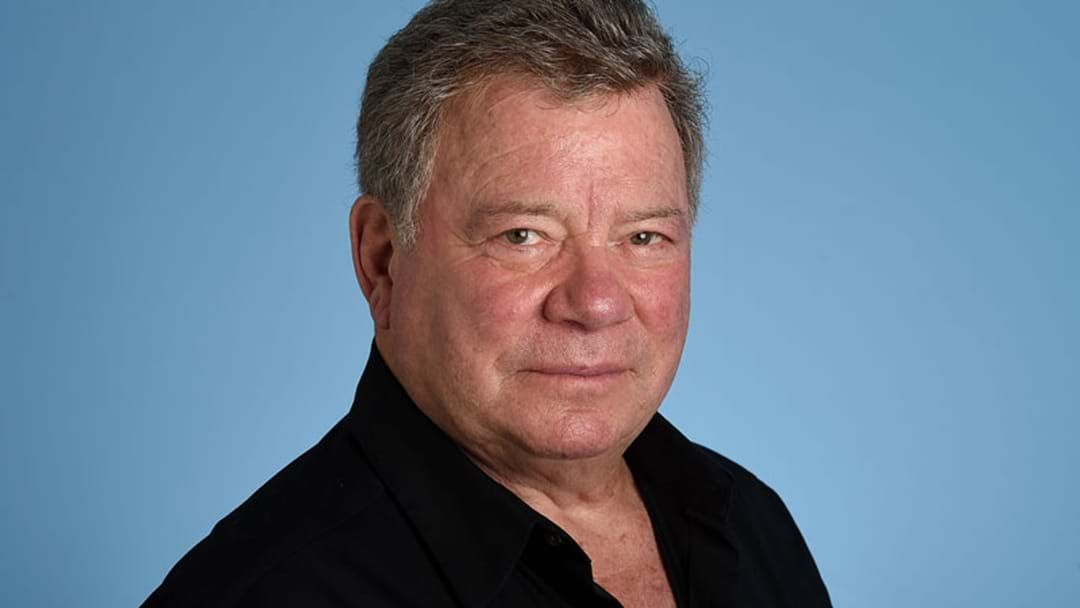 Article heading image for William Shatner Becomes Oldest Person To Enter Space