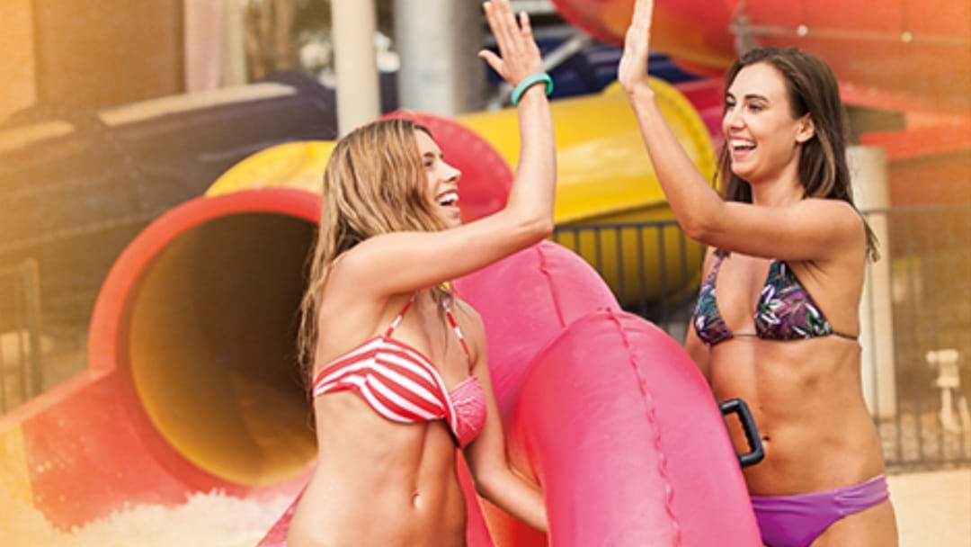 Article heading image for Sydney's Largest Waterpark Is Now Called 'Raging Waters Sydney'