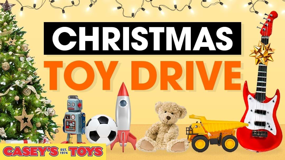 Article heading image for 107.7 Triple M's Christmas Toy Drive