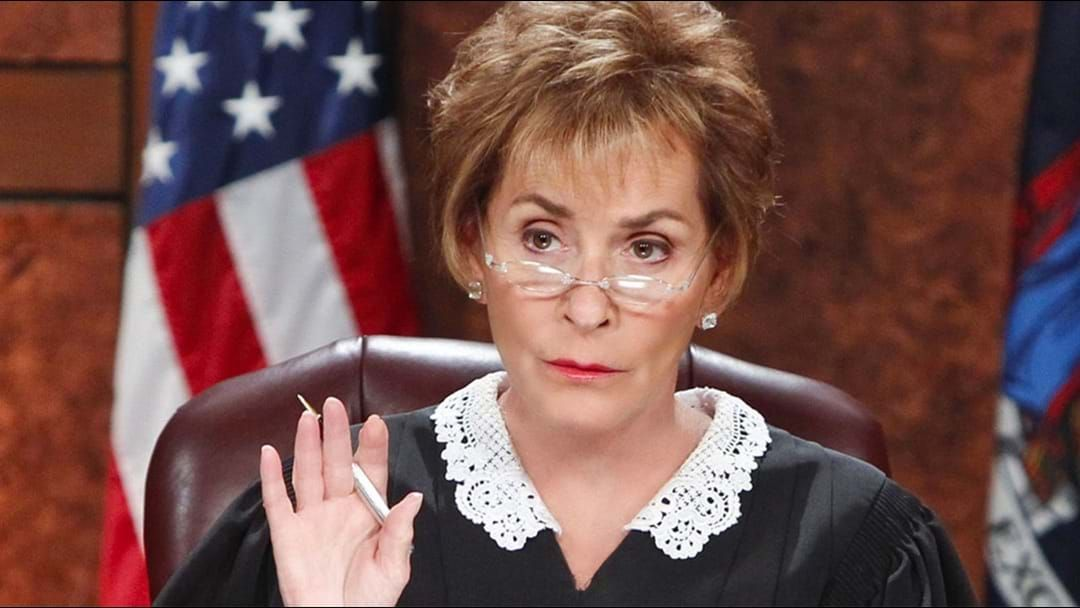 Article heading image for ORDER IN THE SALON: Judge Judy Has Changed Her Hairstyle!