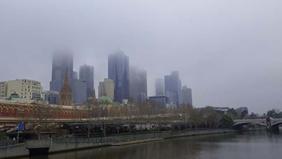 Article heading image for Melbourne Is The Coldest City In The World This Morning